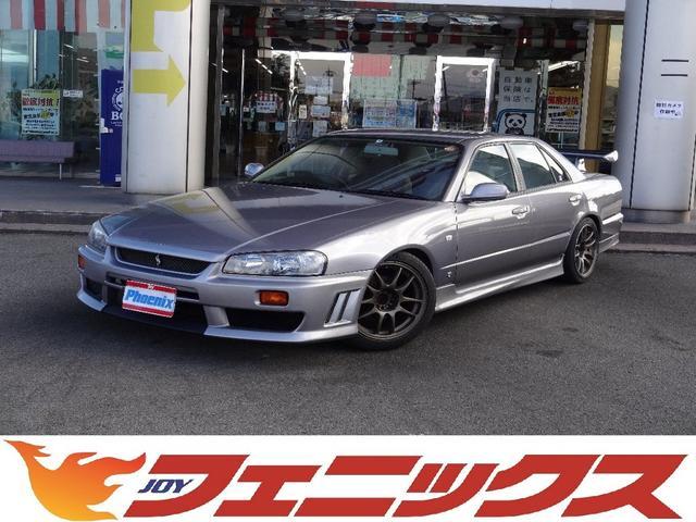 日産 GT 5速MTワークエモーション17AW車高調HKSエアクリ