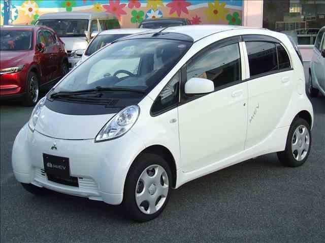 i-MiEV(三菱)X 中古車画像