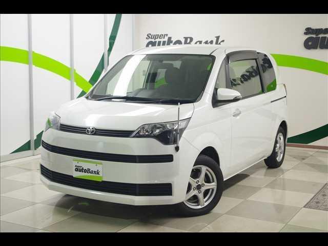 トヨタ スペイド X 4WD 助手席リフトアップシート車 Aタイプ 福祉車両