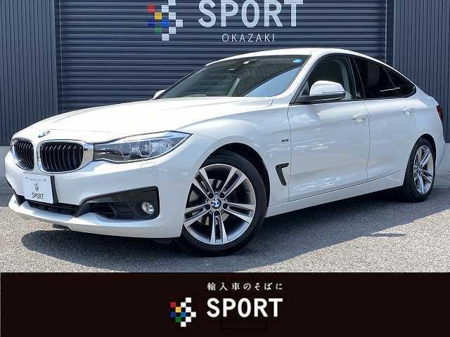 BMW 320iグランツーリスモ スポーツ HDD シートセットM