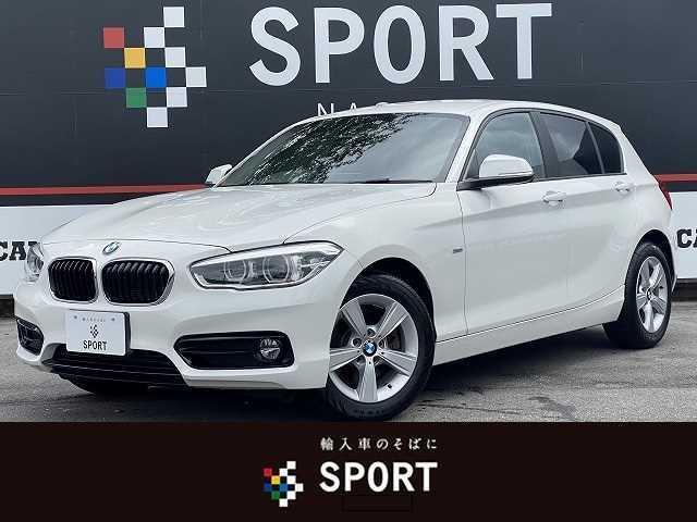 BMW 118dスポーツ インテリセーフ 純正ナビ Bカメラ ETC