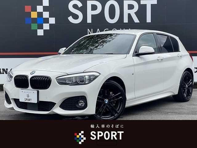 BMW 1シリーズ 118dMスポーツエディションシャドー 1オナ ACC 茶革