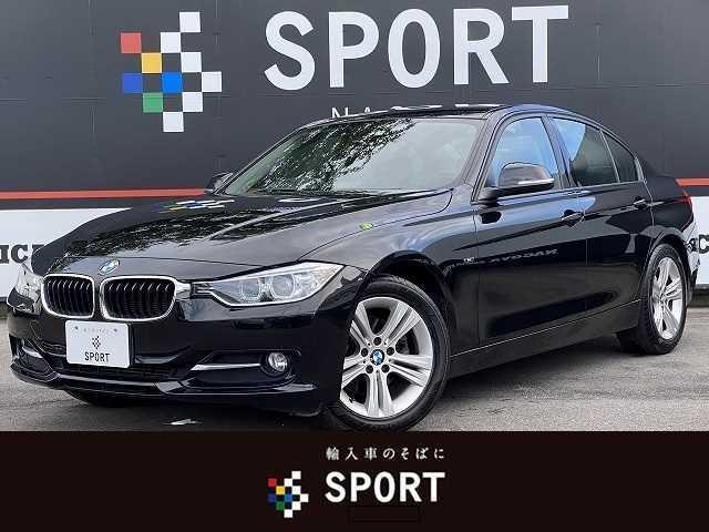 BMW 3シリーズ 320d スポーツ ディーゼル 純正HDDナビ バックカメラ DVD再生 Bluetooth コンフォートアクセス HIDヘッド 純正アルミホイール シートメモリー