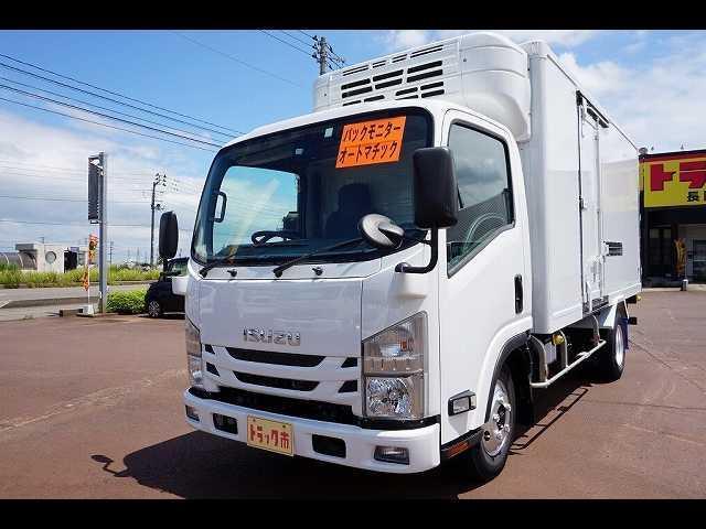 いすゞ エルフトラック 2.95t 高床 標準ロング 中温冷凍車