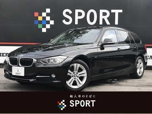 BMW 320dブルーパフォーマンス ツーリング スポーツ 純正ナビ
