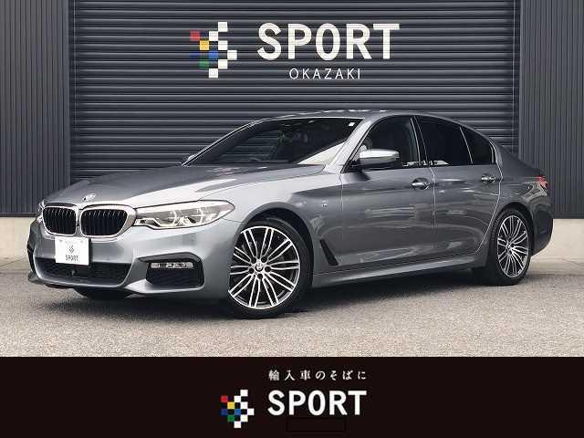 BMW 523d Mスポーツハイラインパッケージ HDD 黒革