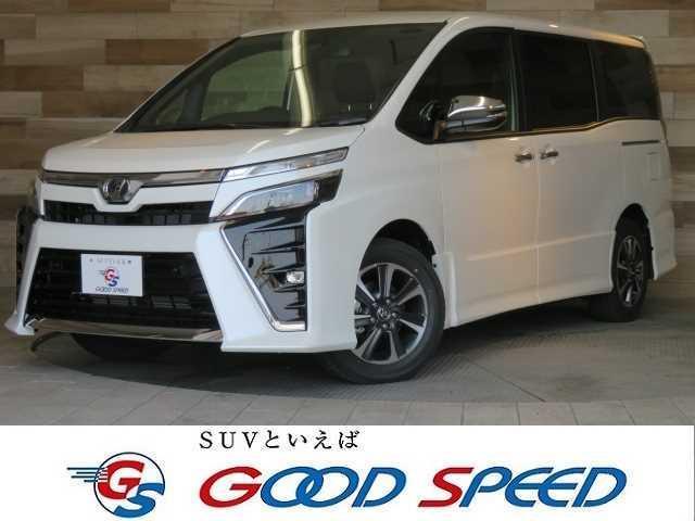 トヨタ ヴォクシー ZS 煌II 新車未登録 セーフティS LED 7人 両側電動 LED AC100V 特別仕様車 クルコン クリアランスソナー