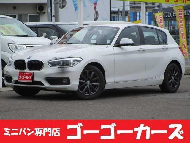 BMW 1シリーズ 118i FR ターボ クルーズコントロール バックカメラ