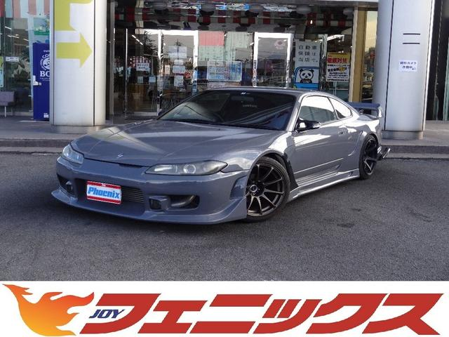 日産 スペックR TEIN車高調EXASスポーツマフラー社外AW