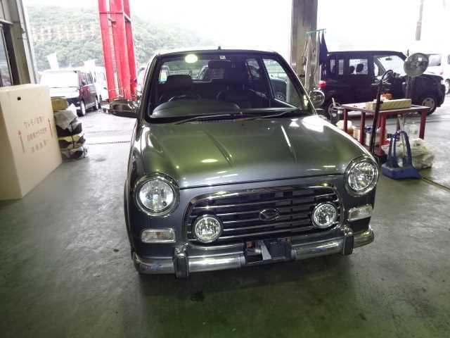 ミラジーノ1000(ダイハツ) X キーレス アルミホイール 革シート 電動格納ミラー 中古車画像
