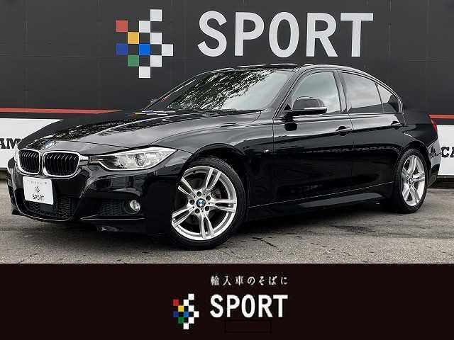 BMW 3シリーズ 320d Mスポーツ アクティブクルーズコントロール インテリジェントセーフティ 純正HDDナビ バックカメラ Bluetooth 純正AW シートメモリー DVD再生 ミラーインETC HIDヘッド コンフォートアクセス