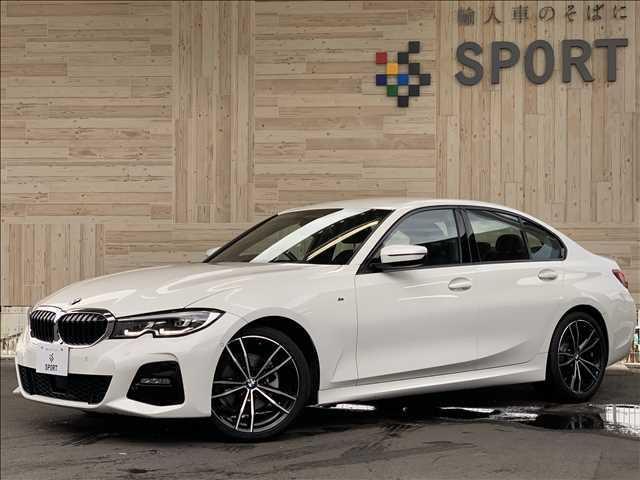 BMW 320i Mスポーツ 黒革シート シートヒーター アクティブクルーズコントロール インテリジェントセーフティ 純正HDDナビ バックカメラ パワーバックドア コンフォートアクセス LEDヘッド ミラーインETC 純正AW