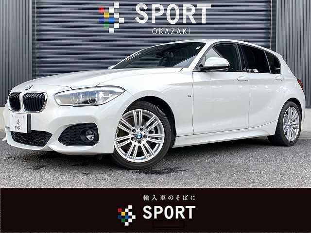 BMW 118d MSport RHD