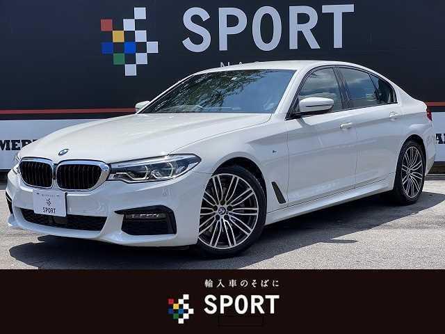 BMW 5シリーズ 523dMスポーツ ハイラインPKG ACC インテリセーフ