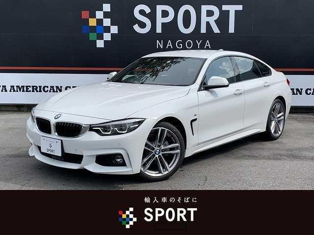 BMW 4シリーズ 420iグランクーペ Mスポーツ 登録済未使用車 ACC