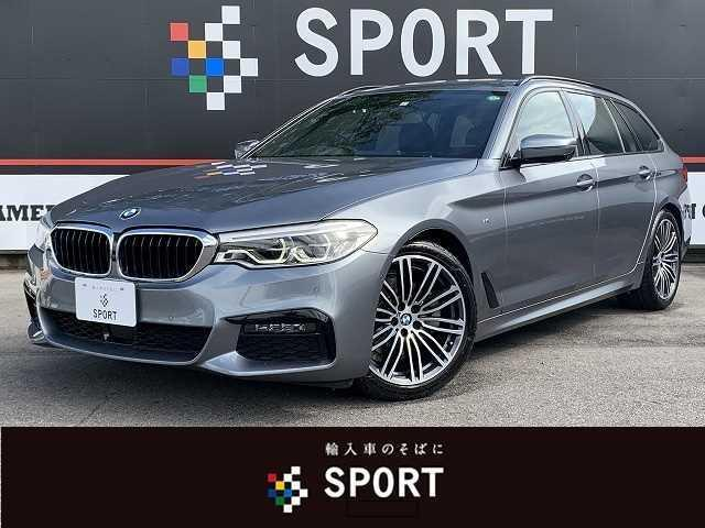 BMW 523i ツーリングMスポーツ ACC インテリセーフ ナビ