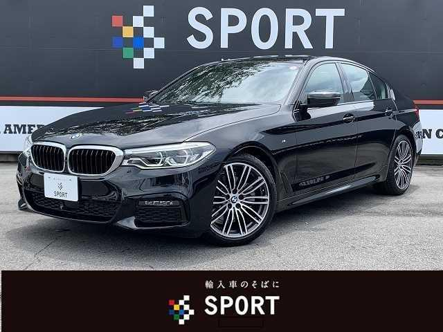 BMW 5シリーズ 523d Mスポーツ アクティブクルーズ インテリセーフ 革