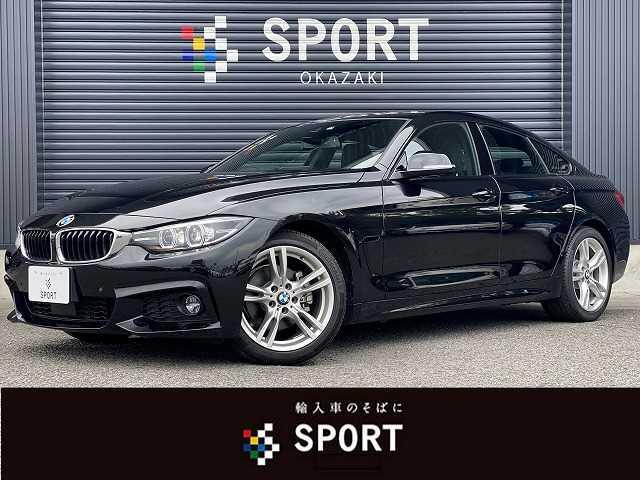 BMW 4シリーズ 420iグランクーペ Mスピリット ACC インテリセーフ