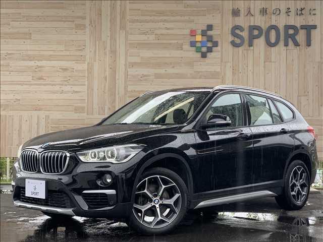 BMW X1 xDrive18d xLine ACC インテリセーフ ナビ