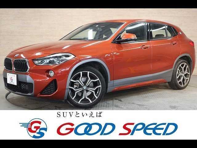 BMW sDrive 18i MスポーツX 純正ナビ バックカメラ