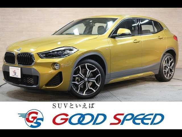 BMW sDrive 18i MスポーツX 純正ナビ Bカメラ 黒革