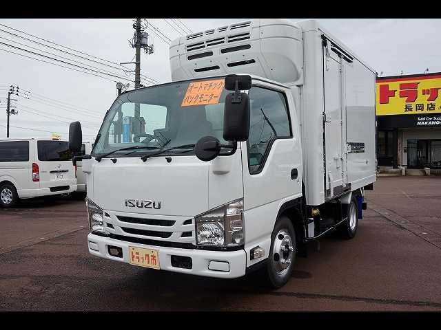 いすゞ エルフトラック 2t FFL 標準 低温冷凍車 スタンバイ付