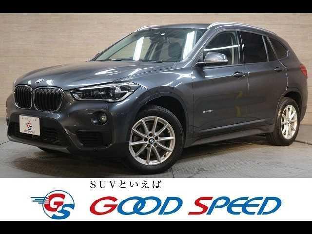 BMW X1 sDrive 18i インテリジェントセーフ 純正HDDナビ バックカメラ Bluetooth コンフォートアクセス LEDヘッドライト ミラーインETC 純正AW クリアランスソナー
