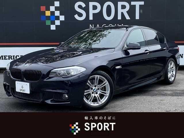 BMW 523i Mスポーツ SR 純正ナビTV Bカメ クルコン