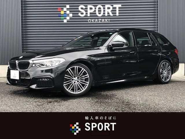 BMW 5シリーズ 523iツーリングMスポーツ HDD 革 ACC インテリS
