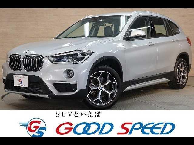 BMW X1 xDrive 18d xライン 純正HDDナビ バックカメラ ETC アクティブクルーズ シートヒーター パワーバックドア LED コンフォートアクセス 衝突軽減 Bluetooth 純正アルミ ディーゼル 4WD