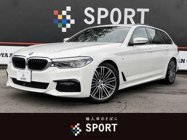 BMW 5シリーズ 523iMスポーツ 黒革 アクティブクルーズ インテリセーフ