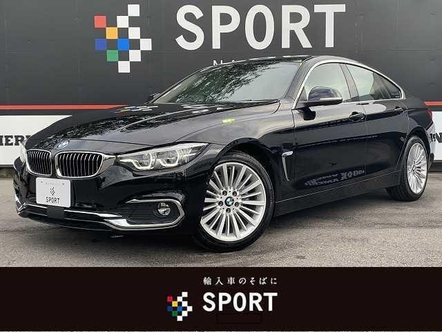 BMW 4シリーズ 420iグランクーペ ラグジュアリー 登録済未使用車 ACC