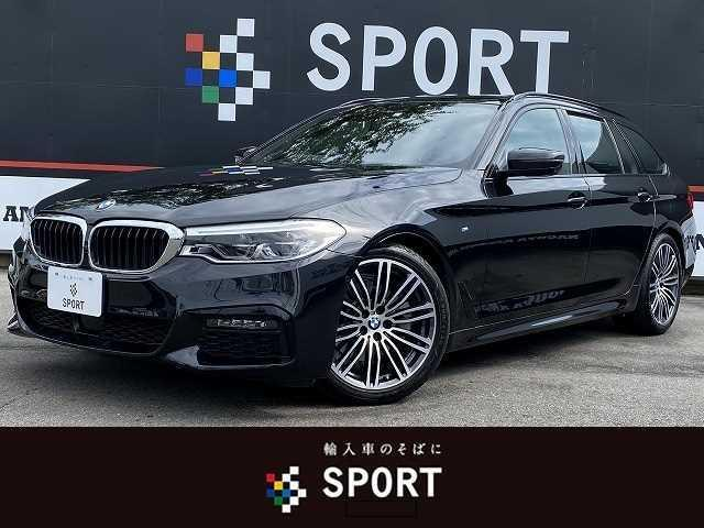 BMW 5シリーズ 523iツーリングMスポーツ ACC インテリセーフ ナビ