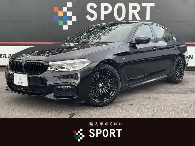BMW 5シリーズ 523i Mスポーツ EDミッションインポッシブル ナビ