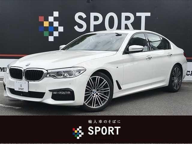 BMW 5シリーズ 523iMスポーツ アクティブクルーズ インテリセーフ ナビ