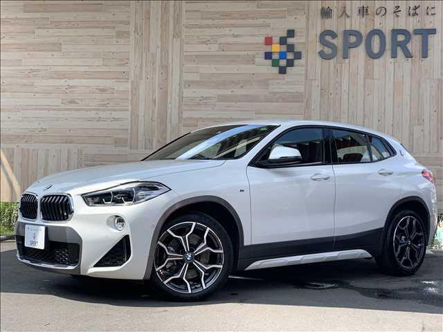 BMW xDrive 20i MスポーツX インテリセーフ 純正ナビ