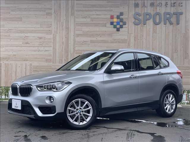 BMW X1 xDrive 18d インテリジェントセーフティ 純正HDDナビ バックカメラ Bluetooth シートヒーター パワーバックドア コンフォートアクセス LEDヘッドライト 純正AW ミラーインETC