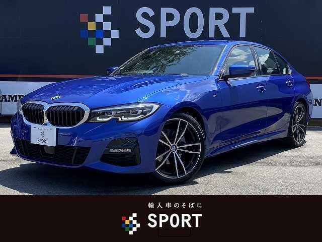 BMW 320i Mスポーツ アクティブクルーズコントロール インテリジェントセーフティ 黒革シート シートヒーター パワーシート 純正HDDナビ バックカメラ Bluetooth パワーバックドア 純正AW LEDヘッド