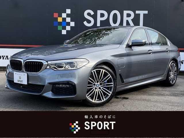BMW 530e iパフォーマンスMスポーツ ACC シートヒーター