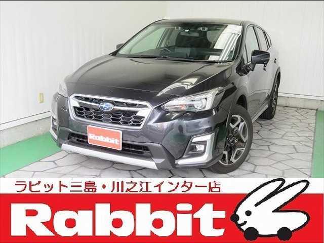 「スバル」「XVハイブリッド」「SUV・クロカン」「愛媛県」の中古車