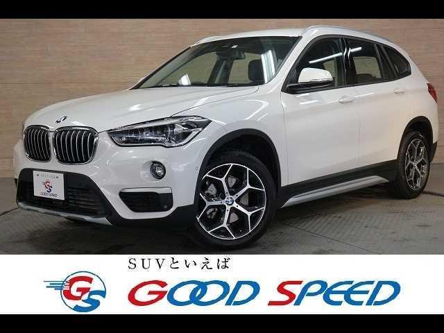 BMW X1 xDrive 18d xライン 純正HDDナビ バックカメラ アクティブクルーズ パワーバックドア ETC シートヒーター ハーフレザー Bluetooth コンフォートアクセス 衝突軽減 LED ディーゼル 4WD