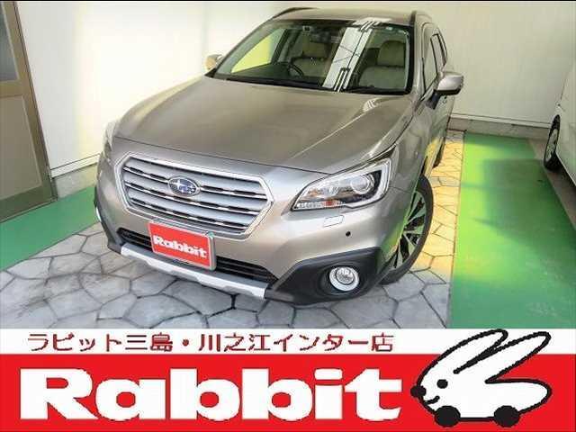 「スバル」「レガシィアウトバック」「SUV・クロカン」「愛媛県」の中古車