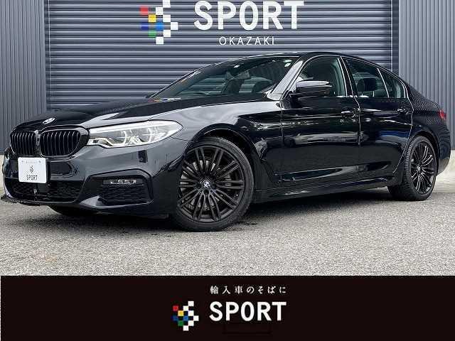 BMW 523d エディション ミッション:インポッシブル 523d Mスポーツ エディションミッションインポッシブル アクティブクルーズ インテリセーフ ナビ シートメモリー パワーバックドア 純正ナビTV 全方位カメラ