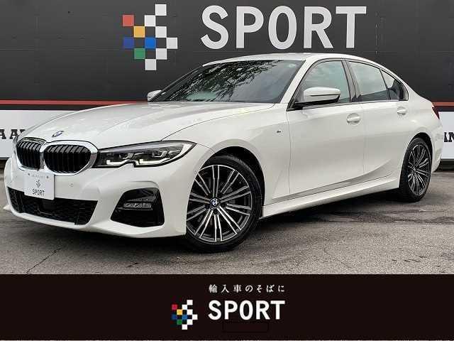 BMW 3シリーズ 320i Mスポーツ 320i Mスポーツ アクティブクルーズ インテリセーフ HUD ハーフレザーシート パワーバックドア LEDヘッドライト 純正AW