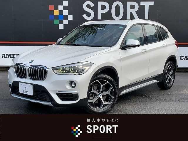 BMW X1 xDrive 18d xライン xドライブ18d Xライン アクティブクルーズ インテリセーフ 茶革 純正ナビ Bカメラ シートヒーター・メモリー パワーバックドア LEDヘッドライト コンフォートアクセス