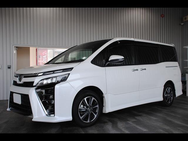トヨタ ZS ワンオーナー 社外SDナビ フルセグ Bluetooth ステリモ バックモニター トヨタセーフティーセンス 両側パワースライドドア レーンキープ オートマチックハイビーム