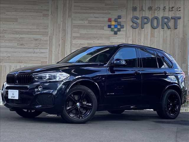 BMW xDrive 35d Mスポーツ アクティブクルーズコントロール インテリジェントセーフティ 純正HDDナビ フルセグ バックカメラ 黒革 シートヒーター・メモリー パワーバックドア コンフォートアクセス HID ミラーインETC