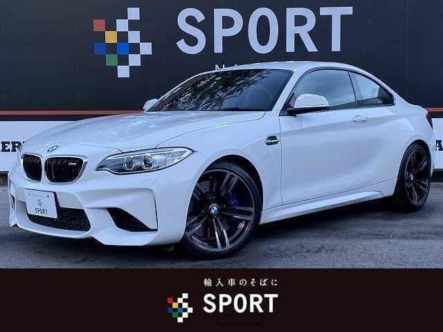 BMW M2 ベースグレード ハーマンカードン 純正HDDナビ バックカメラ 黒革 シートヒーター・メモリー HIDヘッドライト コンフォートアクセス クルーズコントロール ミラーインETC Bluetooth