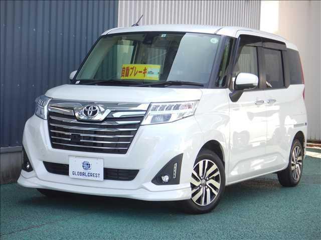トヨタ カスタムG S 1.0カスタムG Sパノラミックビュー・ナビレディ&コンフォートパッケージ