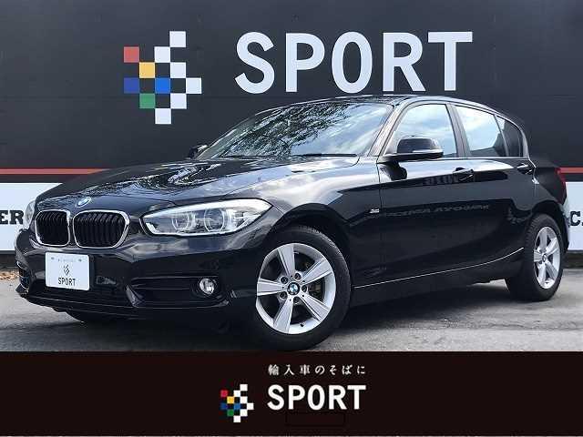 BMW 1シリーズ 118i スポーツ インテリジェントセーフティ 純正HDDナビ ミラーインETC LEDヘッドライト クルーズコントロール ステアリングスイッチ